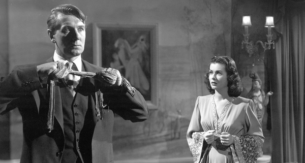 Secret Beyond the Door... (1948) Directed by Fritz Lang Shown: Michael Redgrave, Joan Bennett