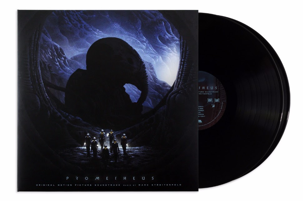 Mondo Releasing Prometheus Ost On Vinyl Tomorrow