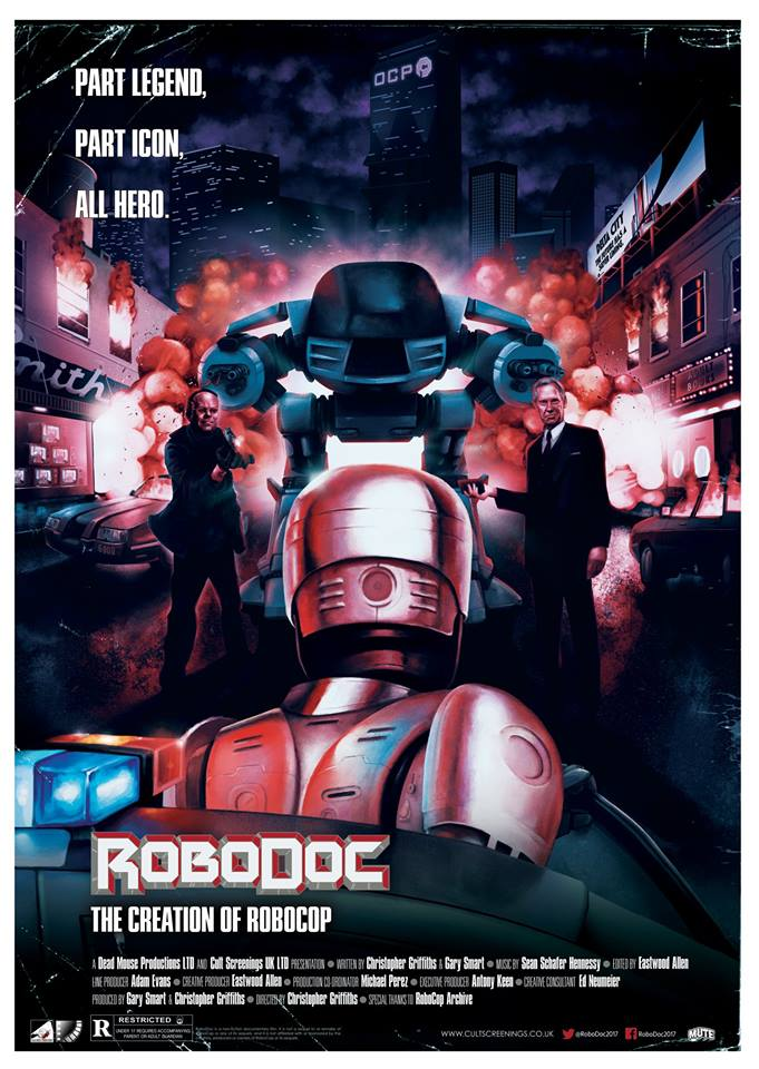 Robodoc The Creation Of Robocop To Investigate The