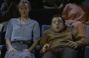 MR BEAN AT THE CINEMA