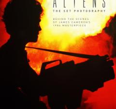Aliens: The Set Photography