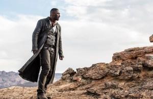 Roland Deschain (Idris Elba) in Columbia Pictures' THE DARK TOWER.