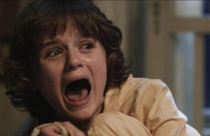 JOEY KING IN THE CONJURING via New Line