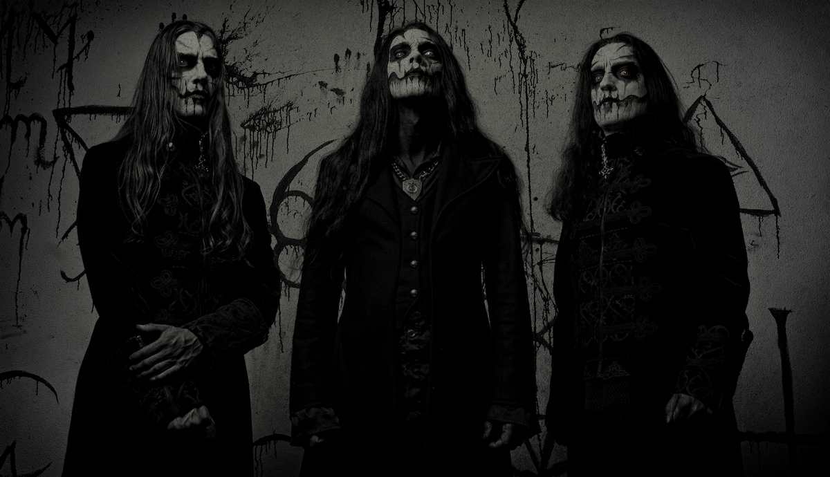 Carach Angren Mix Beauty And Horror In Quot When Crows Tick On