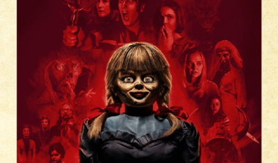 'Annabelle Comes Home' Poster Teases New 'Conjuring' Villains Including a Werewolf Demon ...