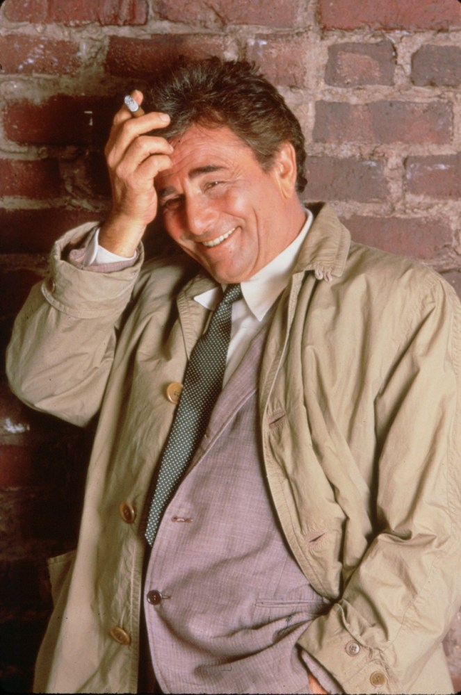 In Praise of ... COLUMBO  (5/6)