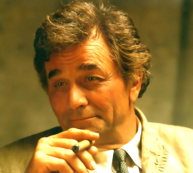 In Praise of ... COLUMBO  (2/6)