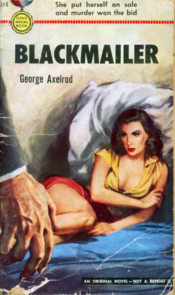 BLACKMAILER (1952) by George Axelrod (3/4)