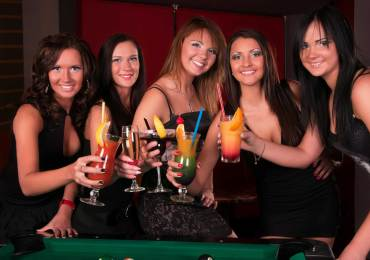 Hen Party Dance Party Classes