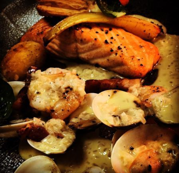 August Fish Special – Chef's Choice Seafood Platter