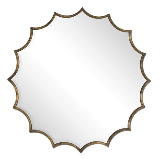 Tielle Starburst Wall Mirror $393.80 All Modern