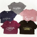 """Cents of Style: """"Life Is…"""" Tees (reg. $29.95) ONLY $15.95 shipped!"""