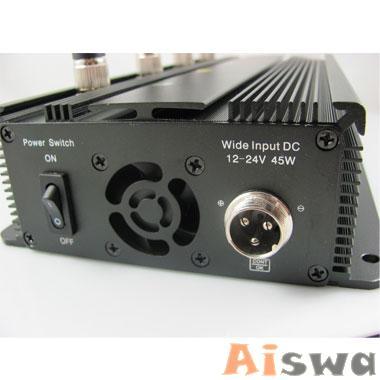 La mejor refrigerado GSM Sinal Blocker - CDMA - DCS - PHS - 3G (Bloqueia 45 metros) de China Ai007840