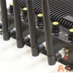 Bloqueador de GPS, Celular,GSM800, CDMA900 ,DCSPHSGSM1800-1900, Wifi 2.4Ghz e 3G 1