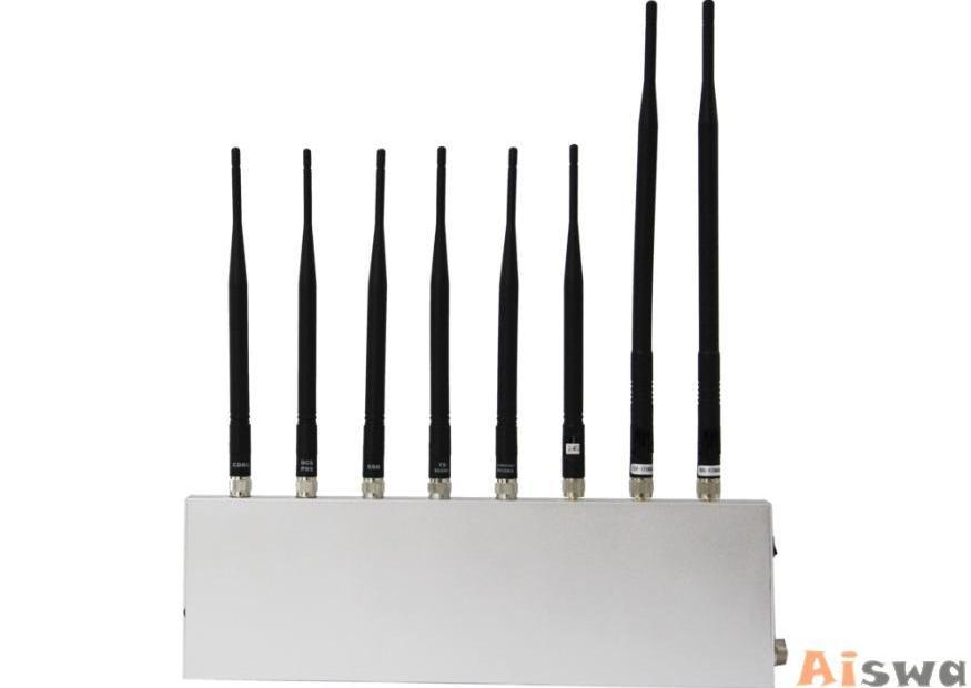 Bloqueador de VHF UHF,GPS, Celular GSM , CDMA , PHS , 3G, WiFi