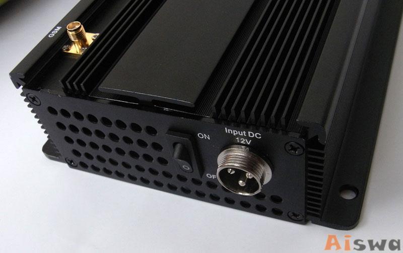 Profissional 6 Antenas com Cooler de Bloqueador De Sinal Lojack - GPS - GSM 2