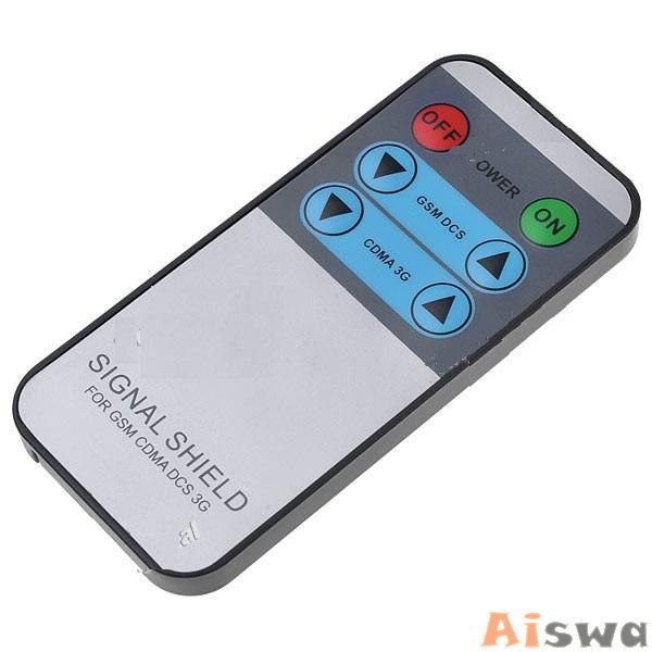 Profissional GSM CDMA DCS 3G 30 m Alcance Controle Remoto Bloqueador de Sinal de Celular Profissional 1