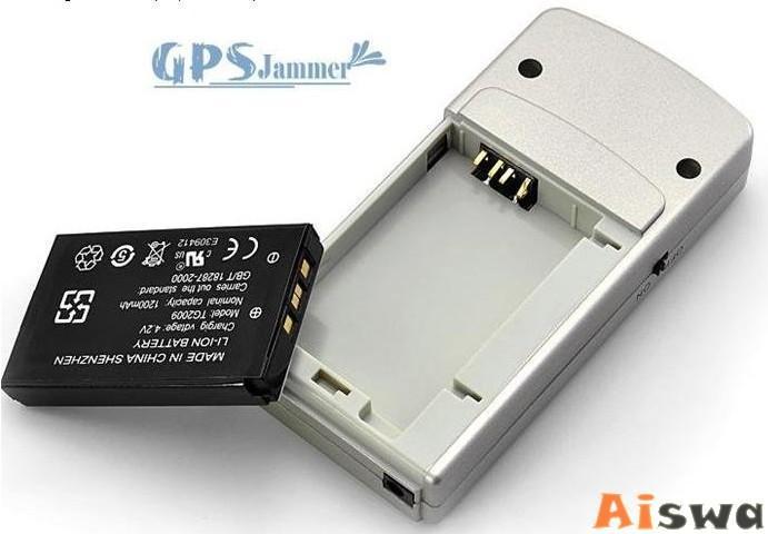Bloqueador de GPS