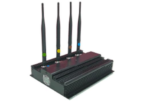 Inhibidor de 4 antenas