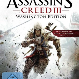 ASSASSINS CREED 3 WASHINGTON EDITION