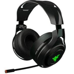 Razor Man OWar wireless gaming headset