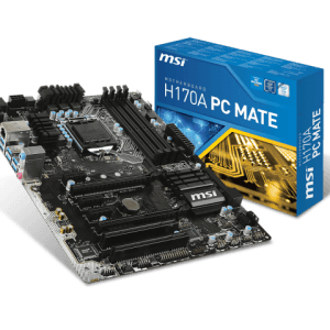 H170A PC MATE