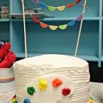 Art Party Cake-soo cute!