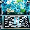 Zebra Print Party Set From Party City For A Sweet 16!