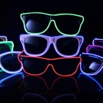 Light Up Sunglass for a Glow In The Dark Party