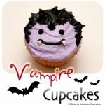 Love these vampie cupcakes