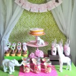 Pink Safari baby shower!