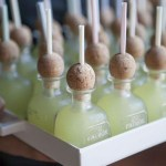 Mini Margaritas-Such a great ideas for Cinco de mayo!