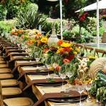 We {Heart} Outdoor Dinner Parties!