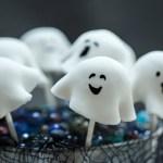 15 Halloween Ghost Desserts!