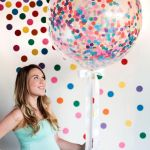 Sprinkle Confetti Balloons!