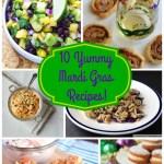 10 Yummy Mardi Gras Recipes- B. Lovely Events