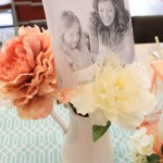 Lovely Blooming Mother's Day Centerpieces - See How To Put It Together On B. Lovely Events!
