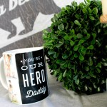 Custom Father's Day Coffee Mug