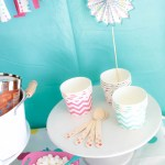 Ice Cream Party Bowls- See more ice cream party ideas on B. Lovely Events
