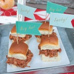 Easy BBQ Sliders! Learn More BBQ Ideas On B. Lovely Events