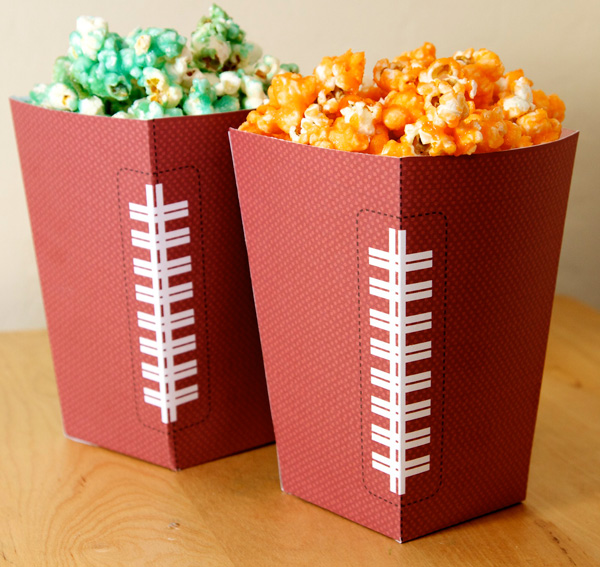 Free Super Bowl Party Printables-blovelyevents.com