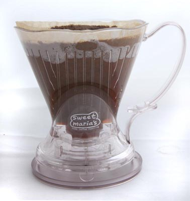 Sweet Maria's Clever Coffee Dripper