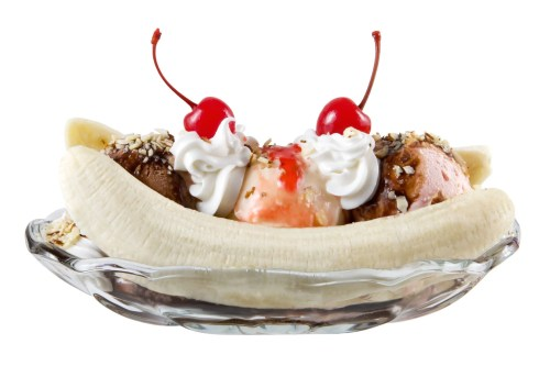 Medium Of Dairy Queen Banana Split