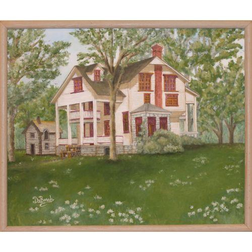 Medium Crop Of Mother Daughter House