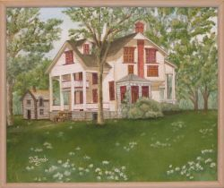 Small Of Mother Daughter House