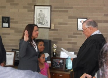 vineland prosecutor sworn in