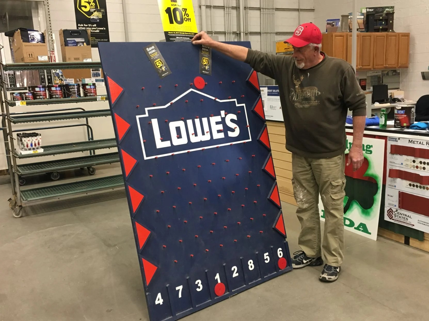 Assorted Muscular Dystrophy Association Lowes Tractor Henderson Tx Lowes Henderson Texas Jobs Of Reidsville Mda Plinko Reidsville Draises houzz-03 Lowes Henderson Tx