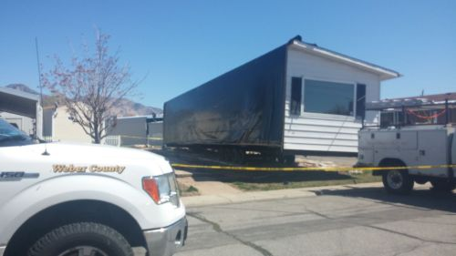 Medium Of Moving A Mobile Home