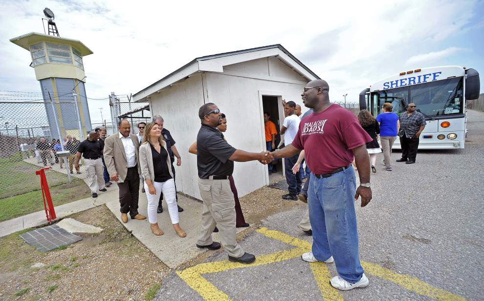 Special Angola program aims to ease ex-cons' re-entry into society and workforce | News ...