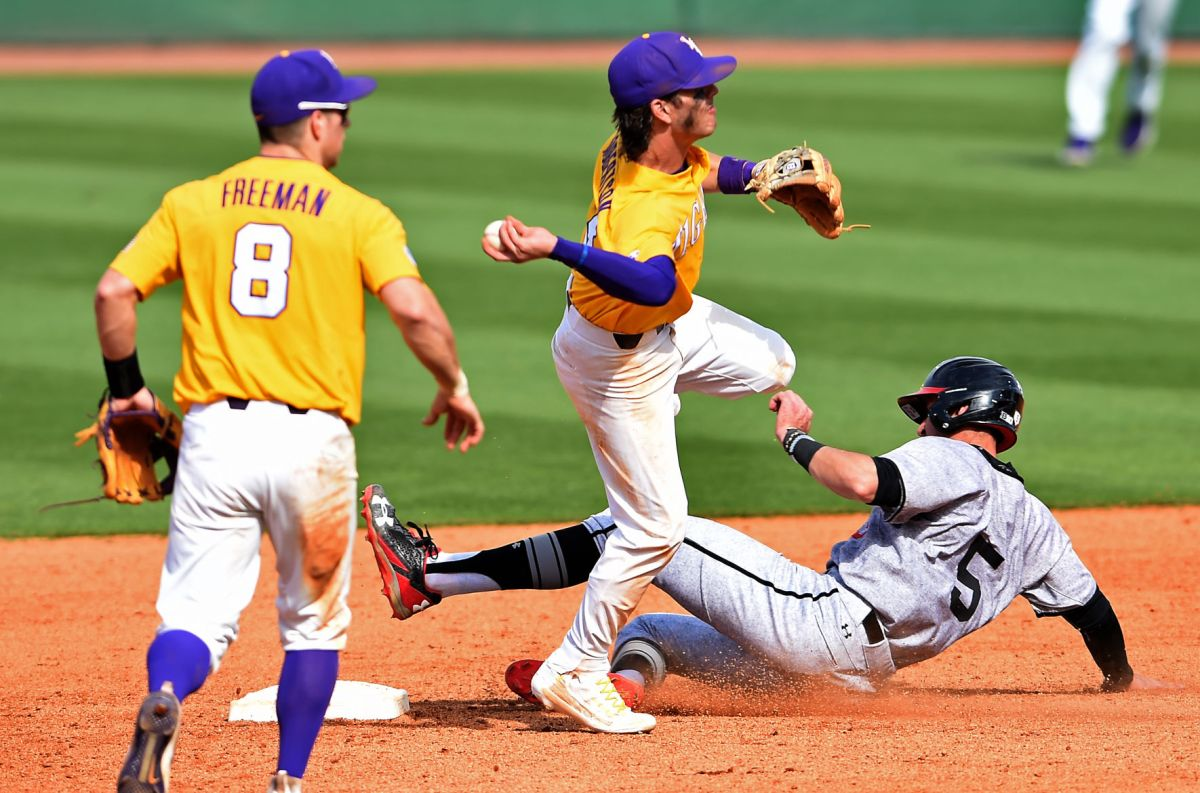 LSU baseball remains top-five team after 4-1 week; this weekend to provide true test | LSU ...